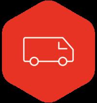 Icon: Lieferwagen