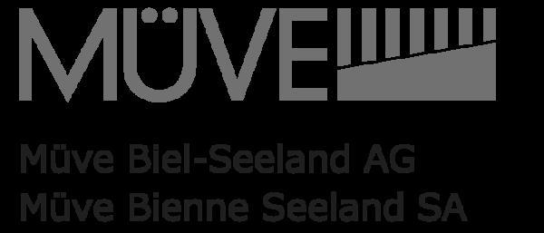 Logo de Müve BienneSeelandSA